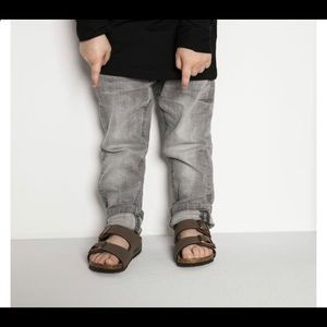 Birkenstock Kids Arizona Sandal (Size:3US, 220mm)